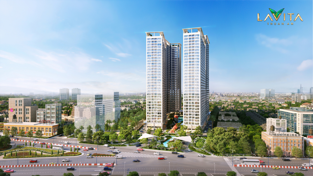 dự án lavita Thuận an - lavita Hưng Thịnh